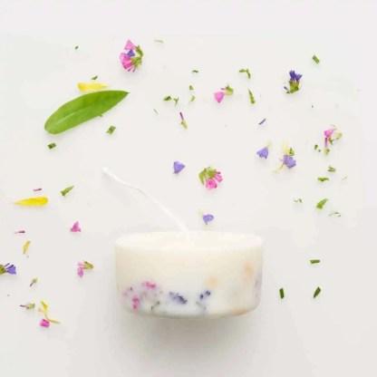 Munio Wildflowers Candle Mini