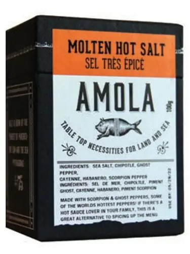 Amola Salts - Molten Hot Salt