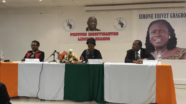 CPI (Côte d'Ivoire): depuis la Haye, Laurent Gbagbo se confie à Mme Ago Marthe
