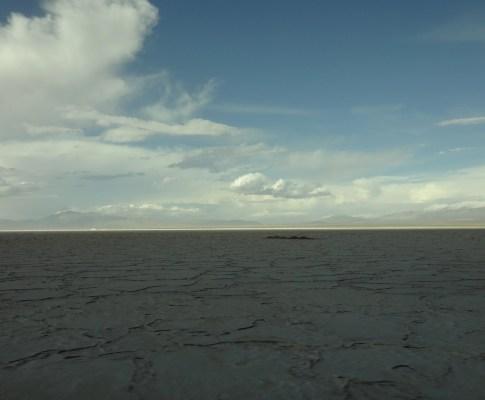 J'ai passé la frontière de Bolivie