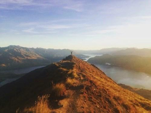 NZ roys peak