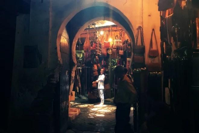 porte hammam marrakech