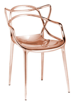 Fauteuil empilable Masters ©Kartell
