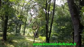 Communiquer avec les défunts, stage à la Bergerie des bois Messac