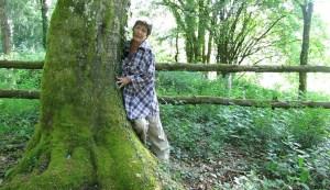 Atelier découvertes arbres plantes Florence Laporte journée portes ouvertes