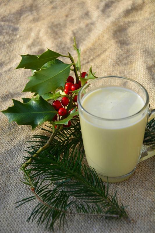 lait de poule ou eggnog