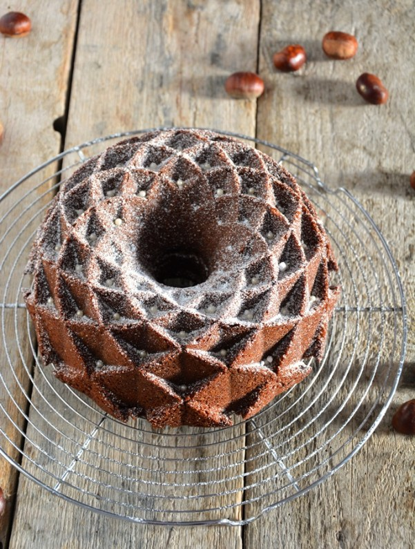 bundt cake ardéchois