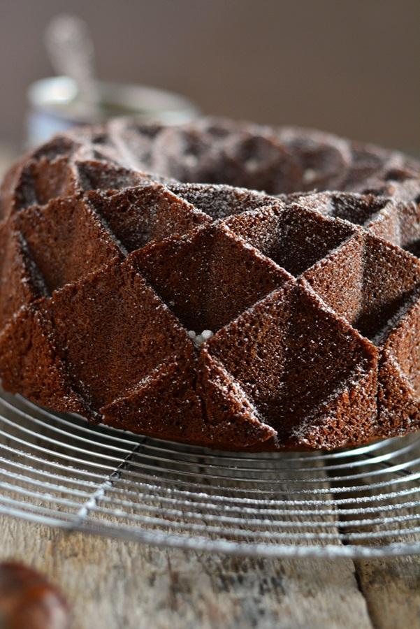 bundt cake crème de marrons