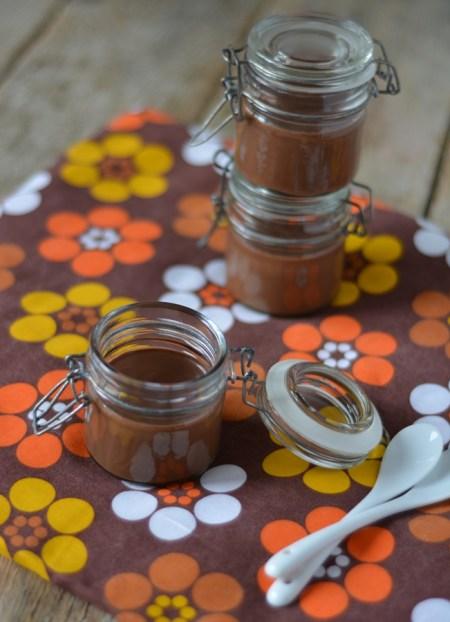 crème chocolat cardamome orange