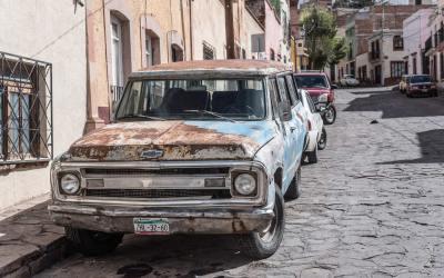 MEXICO – DURANGO and ZACATECAS : Tikal enters the Mexican lands