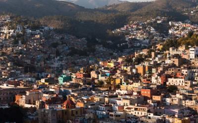 MEXICO – GUANAJUATO – Tikal fell in love with the city of Guanajuato