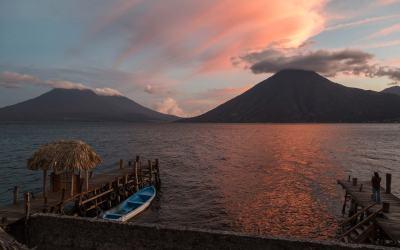 GUATEMALA – De Chichicastenango au Lac Atitlan