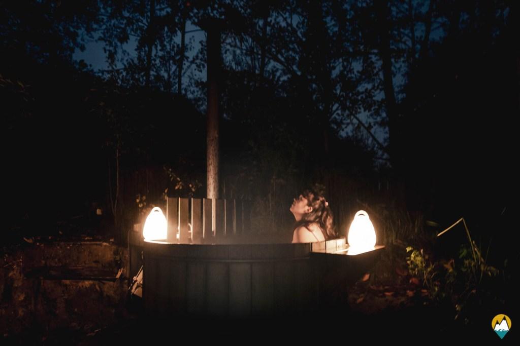 Baie de Somme - Le Bruit de l'eau - Bain japonais de nuit