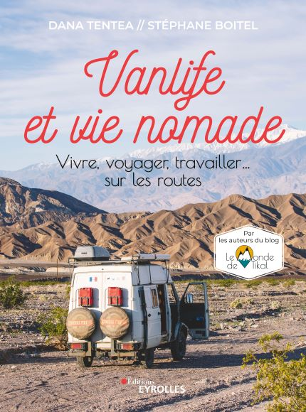 Vanlife et vie nomade le livre