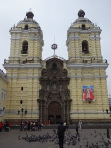 Basilique St Francisco