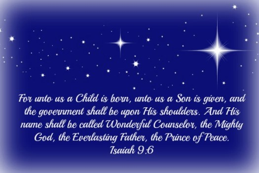 Isaiah 96