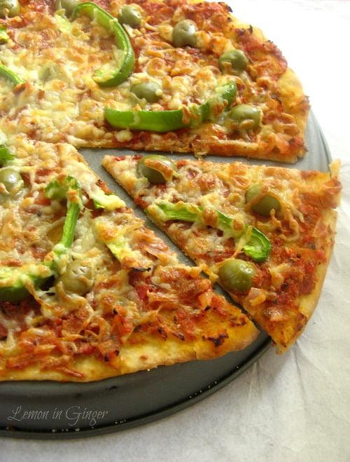 Peter Reinhart's Neapoletana Pizza