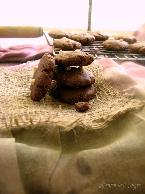 Eggless 100% Whole Wheat Choco Chip Cookies | Revisiting Through the Lens Series 7