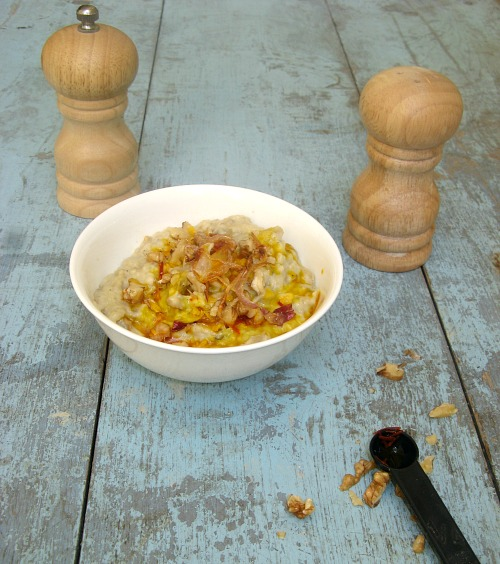 Borani-e-Bademjan | Roasted Eggplant and Yogurt Dip