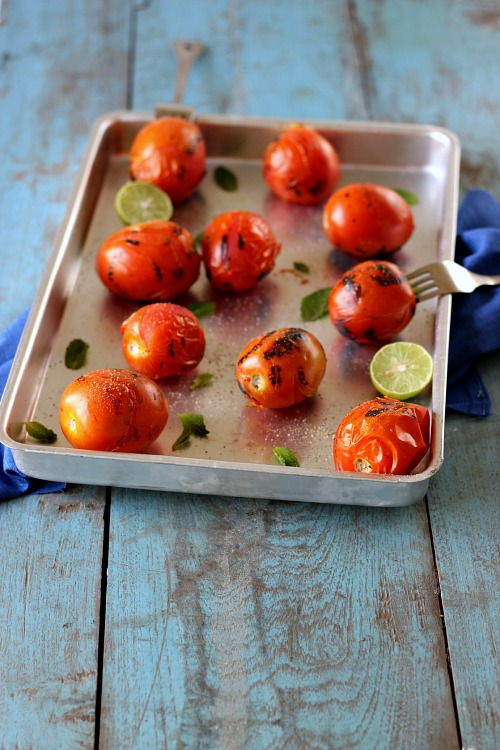 How To Blanch Tomatoes | My First dSLR