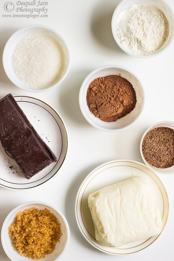 Eggless Choco-Chip Cookie Brownie Bars