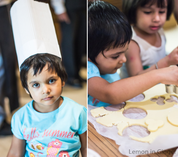 Kids Masterclass at EightyEight at Hyatt Pune