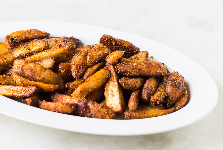 Roasted Masala Arbi (Colocasia)