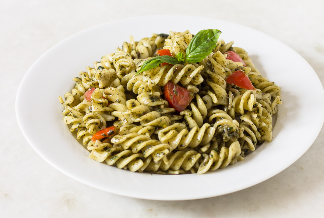 Sicilian Pesto Pasta