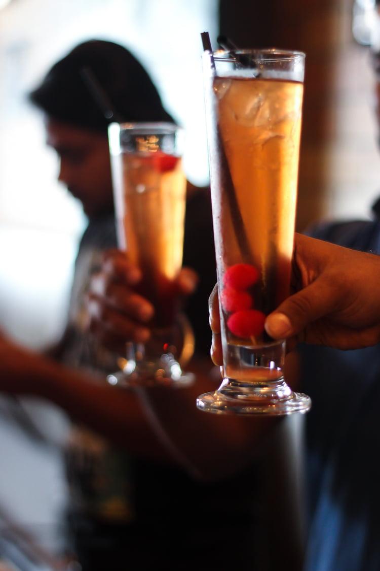 Cocktail workshop cocktails shaken