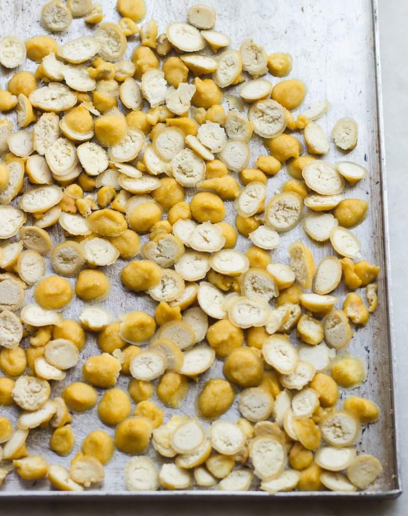 Sun-dried Mangori