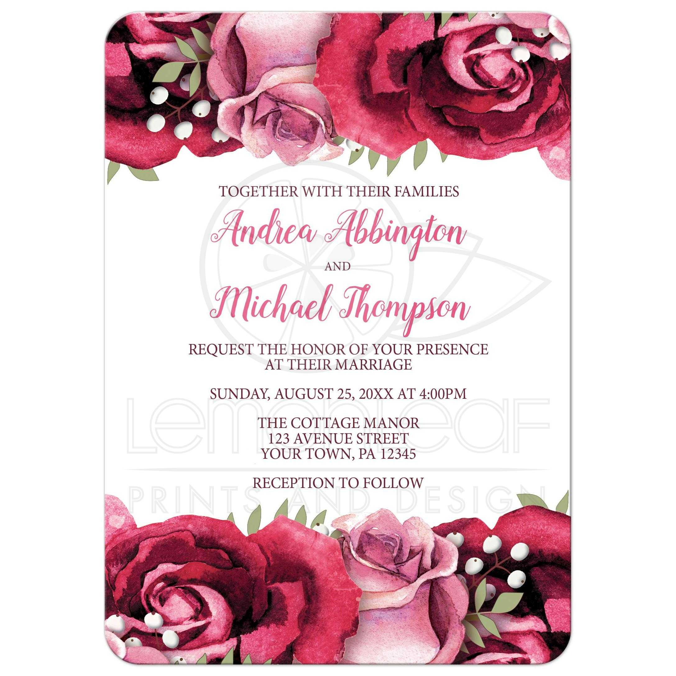 Invitations Card Stock Baptism