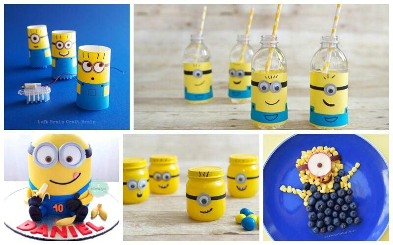 Totally Awesome Minion Birthday Party Ideas