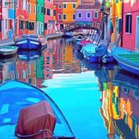 POTD: A Bricked Canvas in Italy