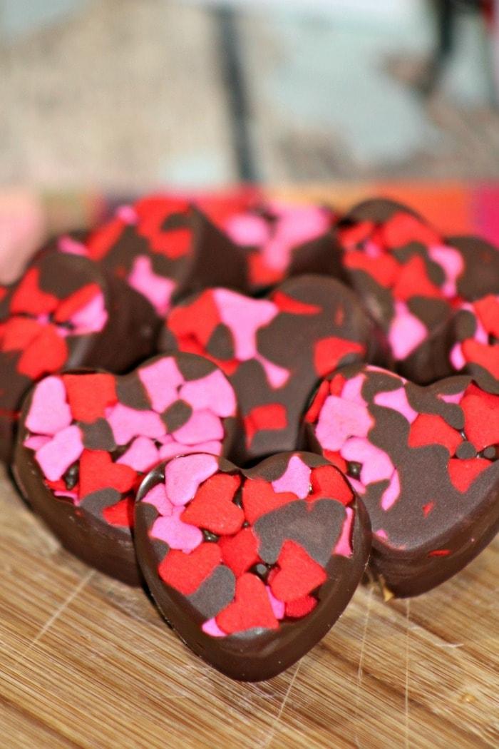 Amazing Valentines Day Chocolate Recipes Lemon Peony