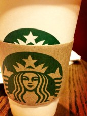 Hot Green Tea :)