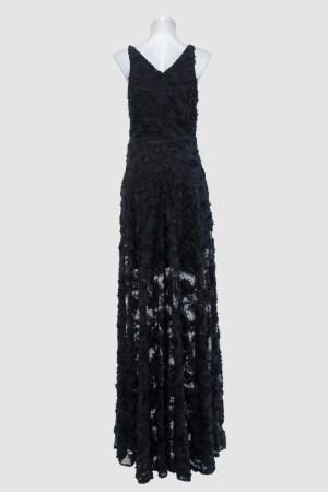 Vestido-largo-negro-cuello-V-transparencia-flores_T