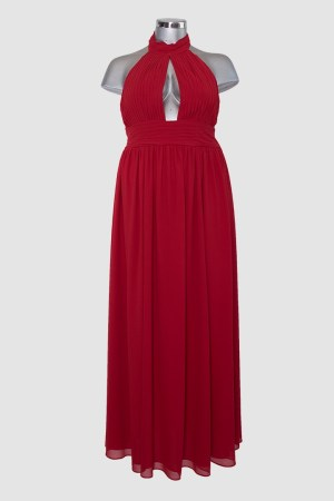 Vestido-largo-rojo-cuello-halter-y-escote-en-la-espalda-de-renta-en-Puebla_F