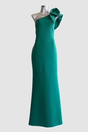 Vestido-largo-verde-asimétrico-un-hombro-de-renta-en-Puebla_F