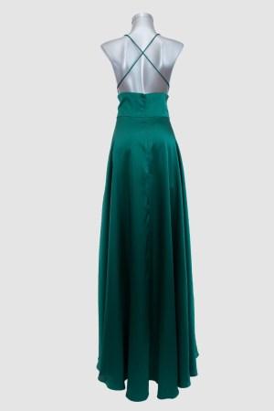 Vestido-largo-verde-satinado-pierna-abierta-de-renta-en-Puebla_T