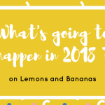Que va t il se passer sur le blog en 2018 ?