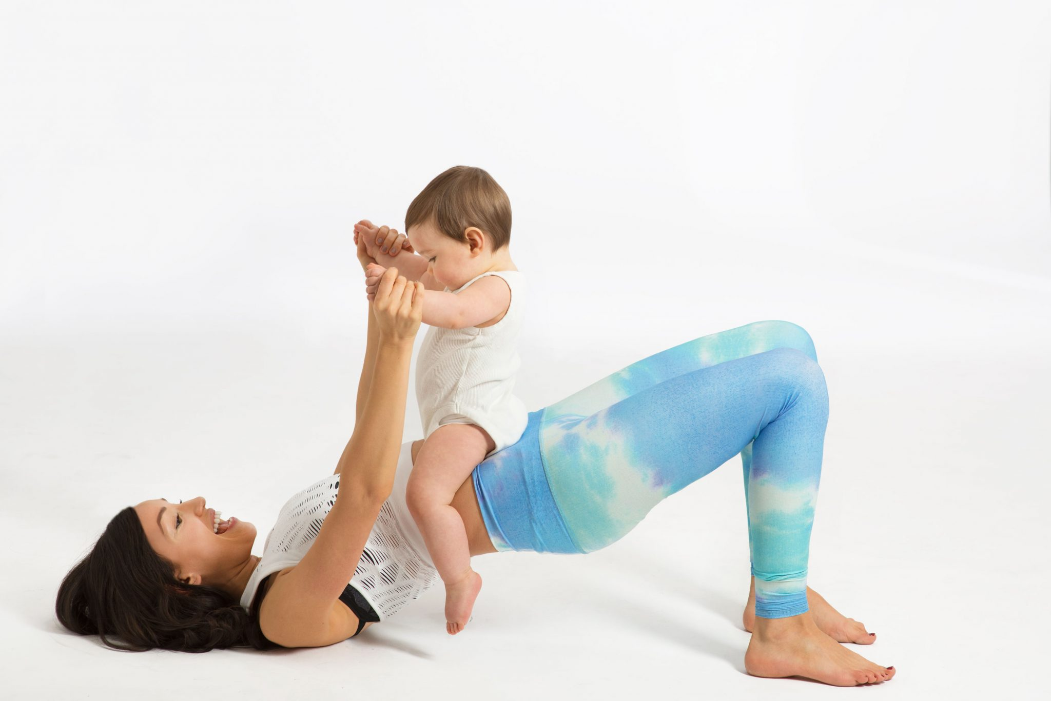 Mom  Baby Workout - The Best Way To Get Into Shape Postpartum - Lemons For Days-4906