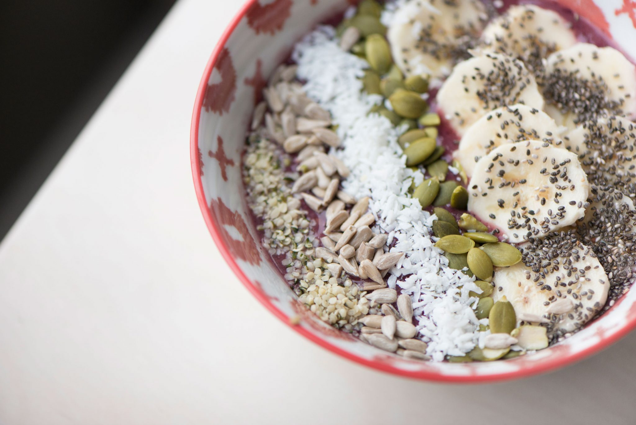 Gluten Free Vegan Smoothie Bowl Recipe