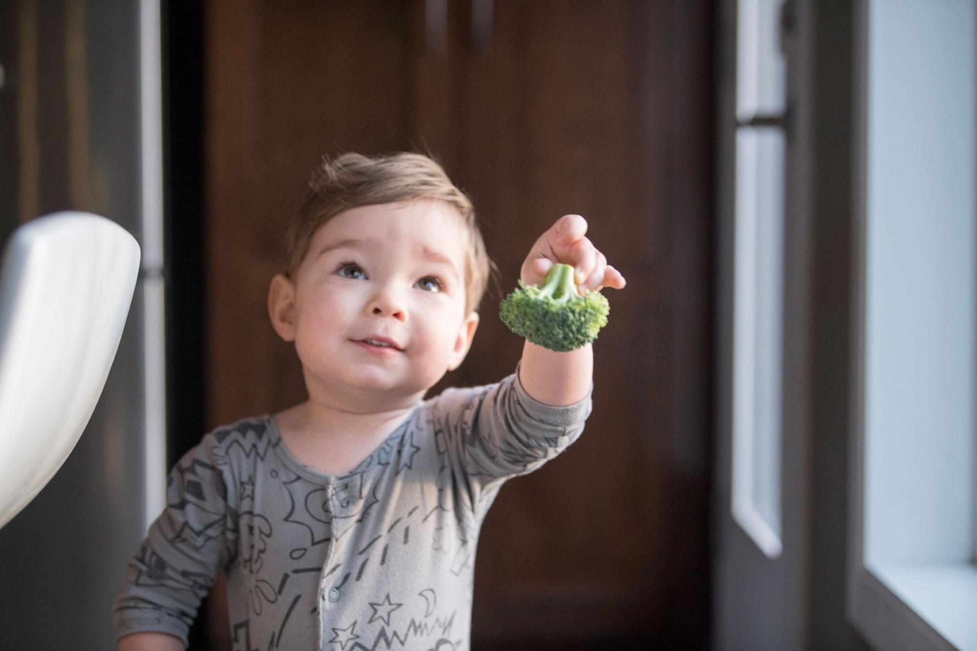 Boost Toddler Immune System