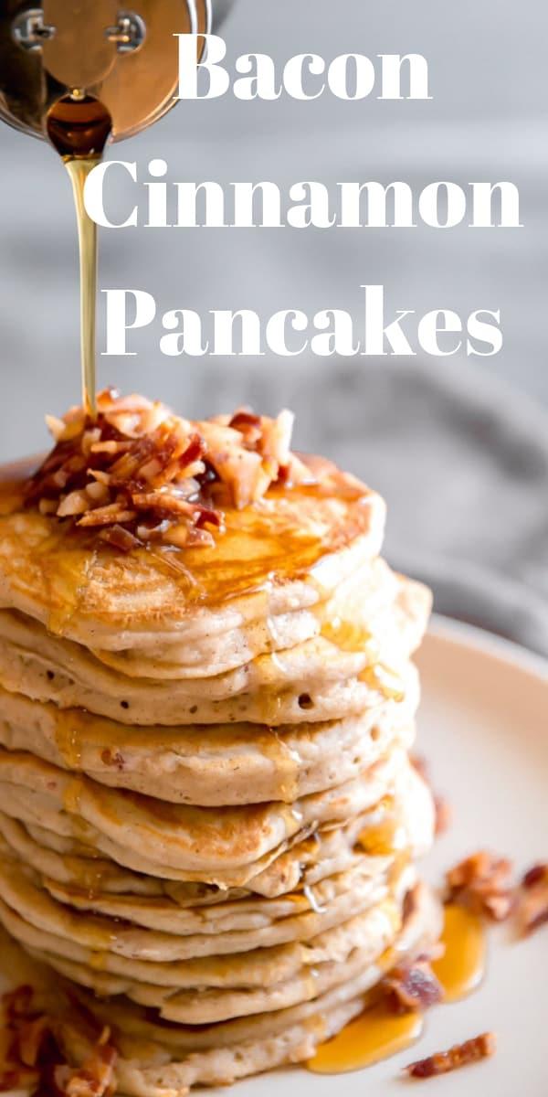 Easy pancakes title