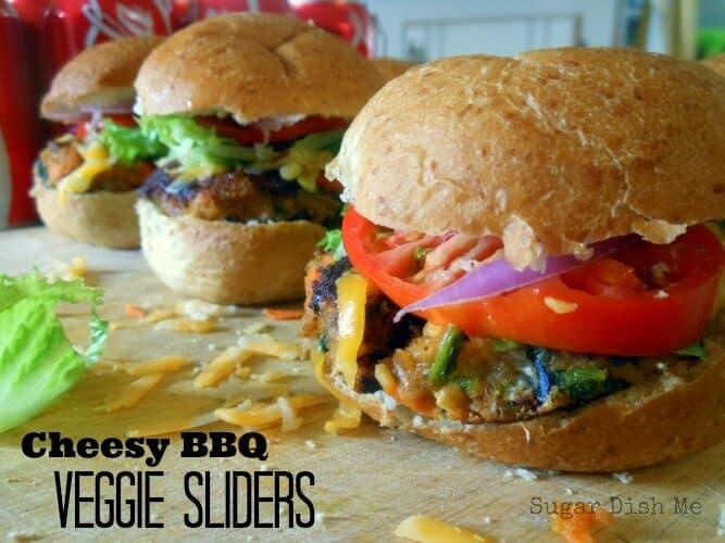 Cheesy-BBQ-Veggie-Sliders-1