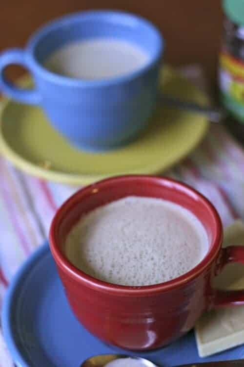 White Chocolate Espresso