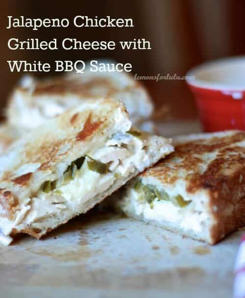 Jalapeno Chicken Sandwich