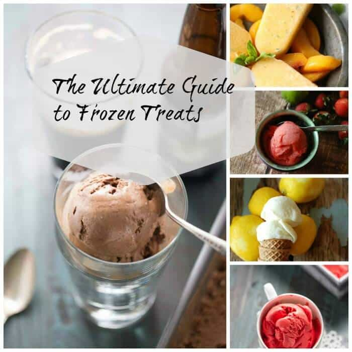 The ultimate guide to ice cream, gelato, sorbet and popsicles! lemonsforlulu..com
