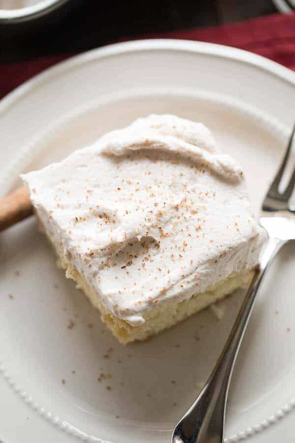 This cake has everything you love about a snickerdoodle! There is lots of cinnamon and brown sugar hidden inside the cake an the creamy frosting is positively addicting! lemonsforlulu.com