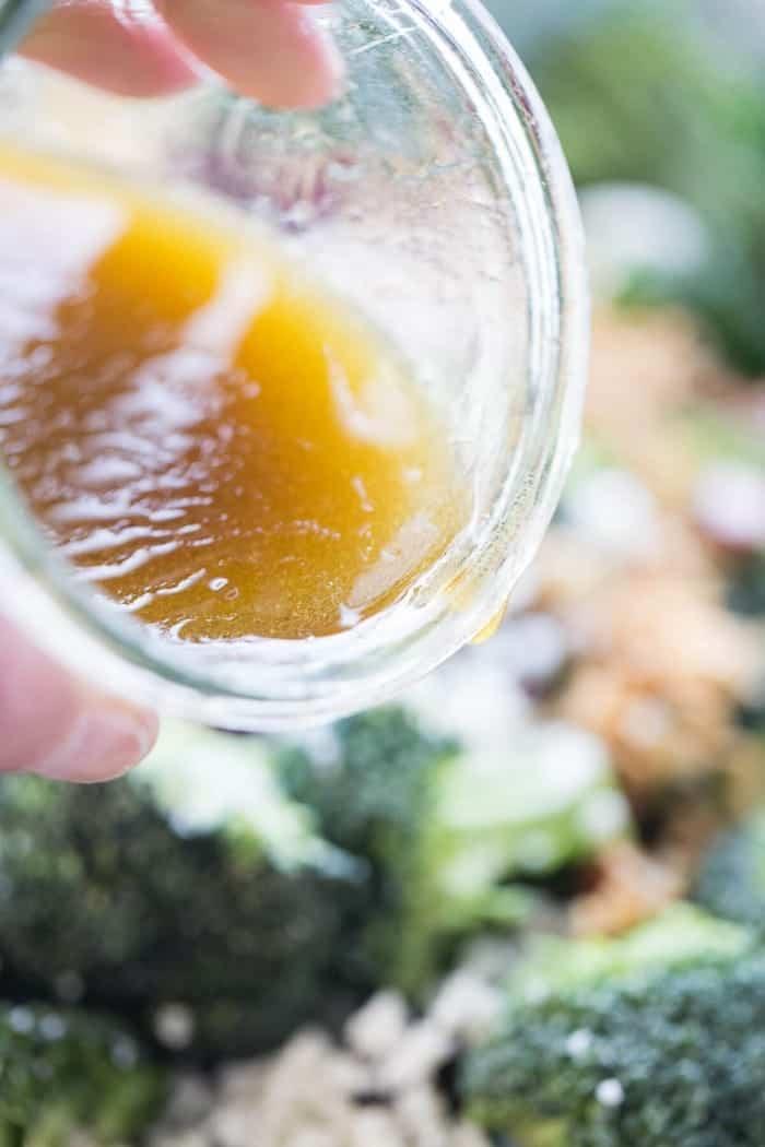 Ramen Broccolie Kale Salad Recipe-5